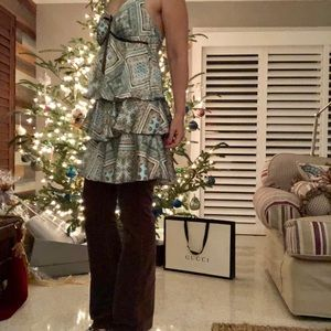 Rampage Halter dress or top